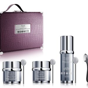 Red Wine Indulgence 4-piece Collection for Face, Neck and Chest