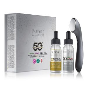 50X Apple & Grape Stem Cell Age Defying Day and Night Concentrate with Skincare Infuser