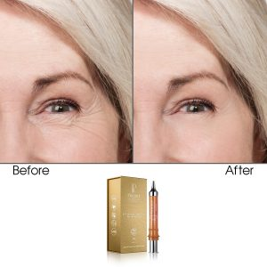 Age Defying Apple & Grape Stem Cell Rapid Eye Lifting Cream Powered by Bio Organica Technology
