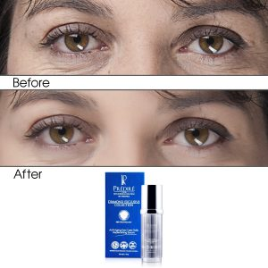 Diamond Exclusive Collection | Anti-Aging Eye Care Advanced Daily Replenishing Serum (Infused)