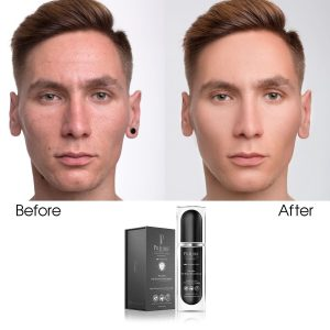 Pre-Shave Facial Serum For Men (Infused)